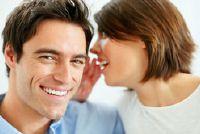 Maak de vriendin happy - dus het zal werken met voldoende aandacht