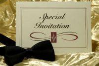 Uitnodigingen Party design - creatieve ideeën