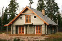 Koopovereenkomst voor een weekend huis - die wordt waargenomen