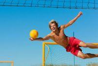 Volleybal - Krachttraining met twee oefeningen