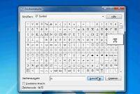 Maak pi-tekens op het toetsenbord - dus het zal werken