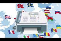 Stuur fax naar het buitenland - hoe het werkt