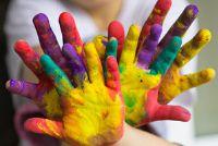 Leer kleuren met kinderen - tips en games