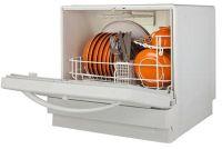 Intregieren mini vaatwasser in een kitchenette - zo gaat het