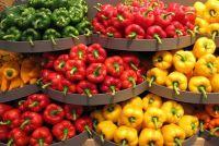 Groenten als decoratie gebruik - Ideeën voor een fancy tafeldecoratie