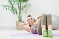 Buikpijn en pijn in de rug - dus train je je core-spieren