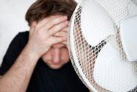 Home remedies voor overmatig zweten op het hoofd