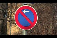 Parkeren verboden teken - zodat u het correct te interpreteren