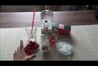 Bacardi Razz mix - een heerlijk recept voor een cocktail