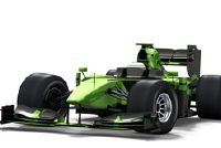 Lengte - Formule 1 auto Feiten