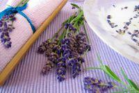 Maak Badepralinen zelf - Aanwijzingen voor lavendel chocolade