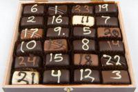 Advent Kalender voor de vriend - ideeën voor kleine cadeautjes