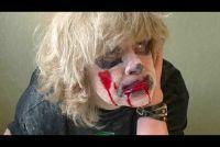 Zombie make-up in eenvoudige termen - zo slaagt's