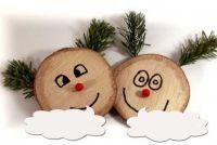 Weihnachtstischdeko tinker - ideeën en tips