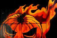 Halloween - Creepy decoreren ideeën voor het interieur en exterieur