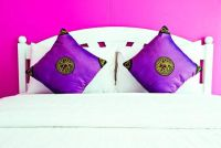 Muurverf - ideeën voor een decoratief schilderen slaapkamers