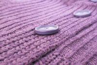 Breien Instructies voor een vest voor vrouwen - zo beheert een moderne uitstraling