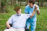 Mate van handicap-50 pensioen - Informatieve