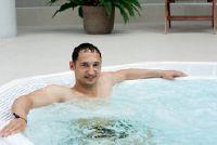 Koolzuurhoudend water - zodat u ervoor zorgen whirlpool gevoel in de badkuip