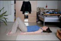 Scoliose oefeningen - zodat u uw rug te ondersteunen