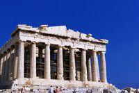 Griekse tempel - Overzicht