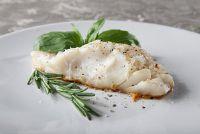Voedsel met veel eiwit en vrijwel geen vet