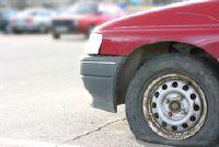 Gedetecteerd misdadige schade aan de auto - dus moet je verder