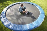 Verbrande calorieën tijdens de trampoline - zodat u direct springen