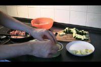 Courgette braadpan - een recept