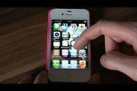 Aantal blok van de iPhone 4 - Hier is hoe