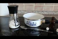 Maak isotone zoutoplossing zelf - hoe het werkt