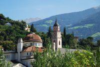 Het weer in Zuid-Tirol - wandelen 14 dagen en genieten van cultuur slaagt dus