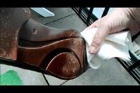 Maak gladde zolen glijden - hoe het werkt