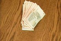Pak geld - Aanwijzingen voor een boeket met bankbiljetten