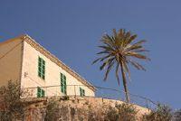 Mallorca: Finca met uitzicht op zee - dus het is opgezet Middellandse
