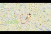 Inschakelen heerser voor Google Maps en berekenen afstanden