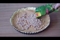 Peulvruchten voor blind bakken - zo succesvol de taart basis