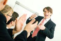 Angst voor presentaties - instructies tegen plankenkoorts