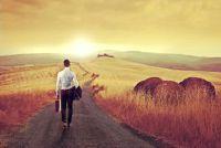 Afscheid in de voorkant van een kloof jaar viert - Tips