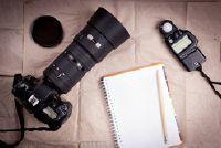 Stage Report bij fotograaf - in geen tijd afgerond