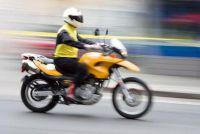 Motorfiets met 125 cc en 11 kW - het moeten er rekening mee
