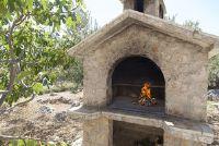 Bouw een barbecue zich van Ytong stenen