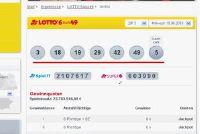 Loterij ticket online check - hoe het werkt