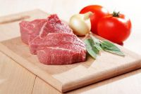 Eet vlees rauw - die wordt waargenomen