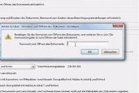 Maak kopieerbeveiliging voor PDF - Instructies