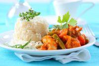 Koken met kokosmelk - Recept voor Thaise curry