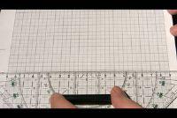 Print graph paper - hoe het werkt zonder vertegenwoordiging fout