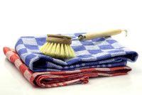 Hoe een appartement te poetsen?  - Aanwijzingen voor effectieve luchtgitaar