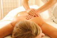 Los wervel blokkade - dus ga met Massage
