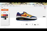Maak Nike Air Max zelf - hoe het werkt bij Nike Store